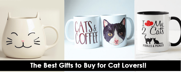 4 Cat-Themed Thanksgiving Gifts for All the Cat Lovers