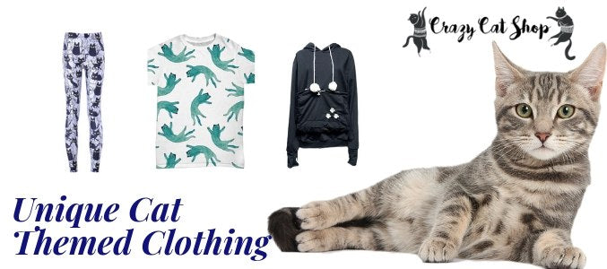 Unique Cat Themed Clothing You Can Invest in as Part of Your Revival Trend Collection