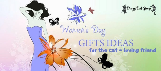 Women's Day Gift Ideas for the Cat - Loving Friend