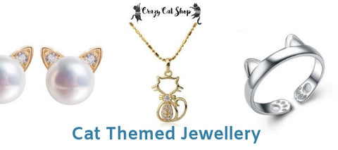 cat lovers jewelry
