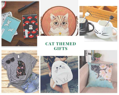 funny gifts for cat lovers