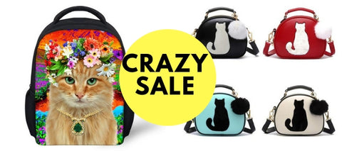 cat purses handbags