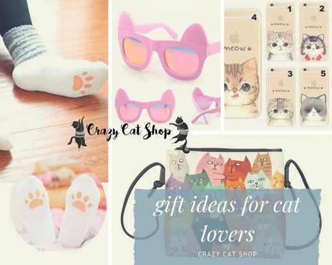 unique gifts for cat lovers