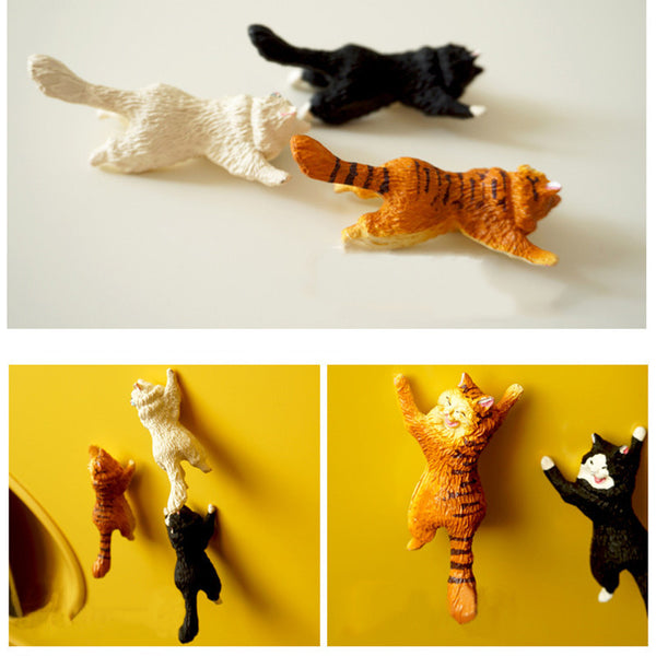 Yippee Kitty Magnet Set