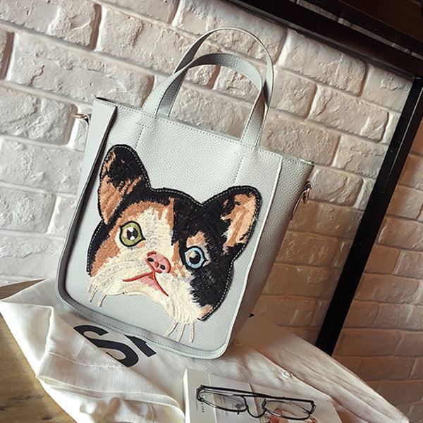 My Shopaholic Cat Bag