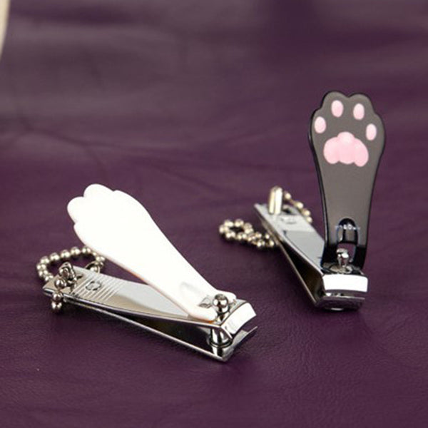 Bobo Cat Stainless Steel Nail Clippers Set
