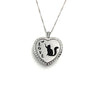 I Love My Cat Perfume Locket