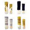 Scratch Me Not 'Cat Socks' For Chairs 4pc Set
