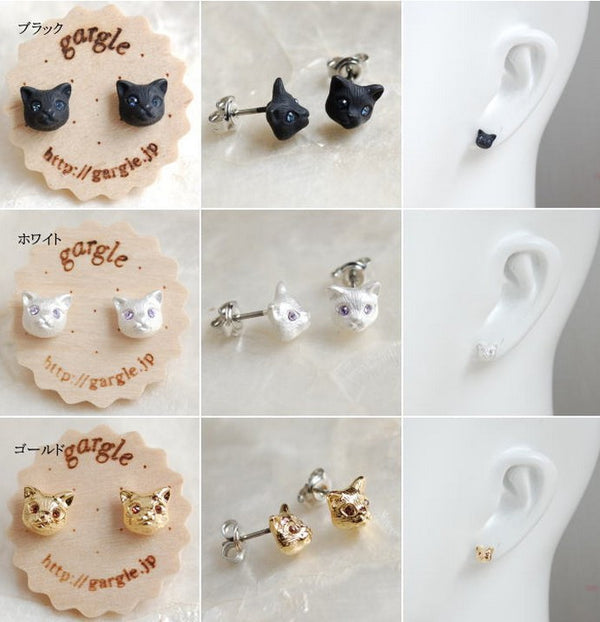 Only My Cat Understands Me Earrings - One Cool Gift  - 2