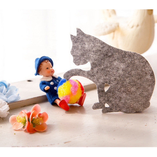 Happy Cat Day Home Hanging Decoration