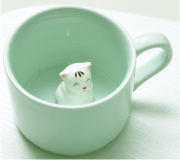 Get Funny Cat Coffee Mugs With Best Cat Gift Store