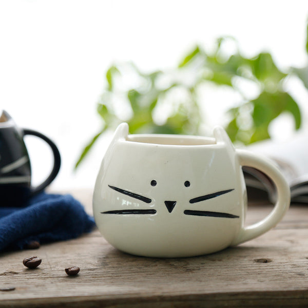 Coffee, Tea or Kitty Mug