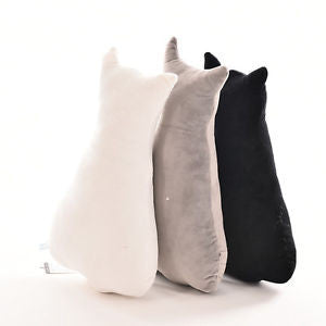 Home Deco Plush Cat Cushions