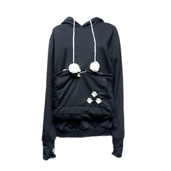 Cat Pouch Hoodie - One More