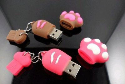 My Cat Paw USB 3.0 Drives