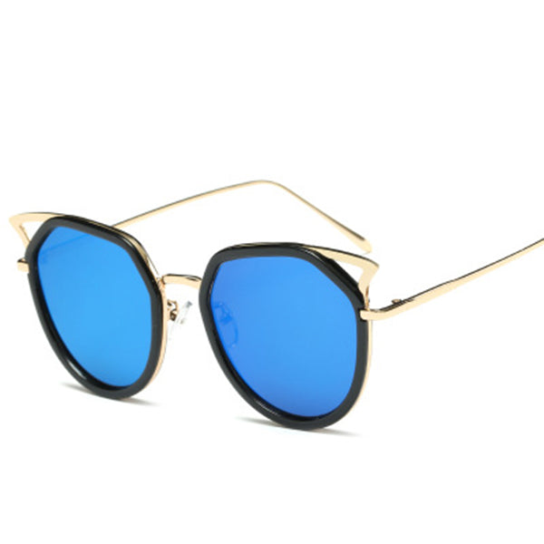 Meow! Retro Cat Eyes Sunglasses
