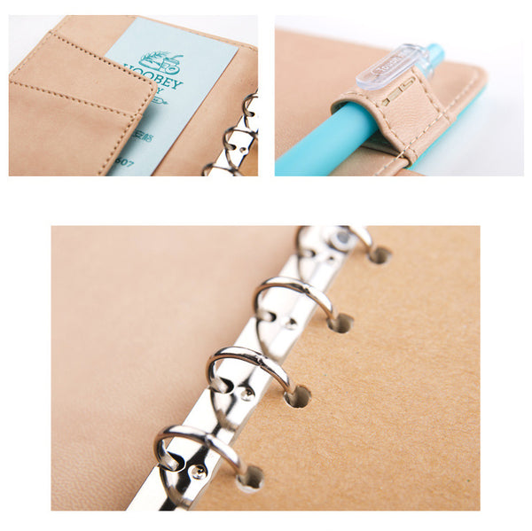 Kawaii Cat Mini Planner Notebook