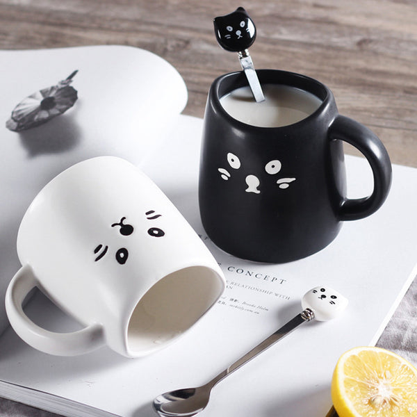 Pick Me Up Kitty Mug