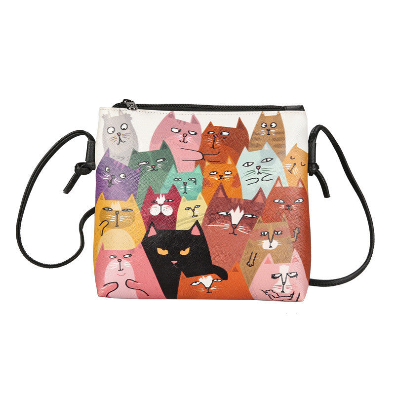4892c7a90a Get Crazy World of Cats Bag at Best Cat Gift Store, Crazycatshop