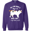 All I Care About is My Cat Crewneck Pullover