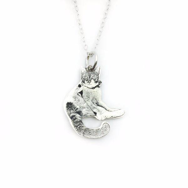 Customized Forever in My Heart Necklace