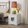 Luxury Cat House Side Table