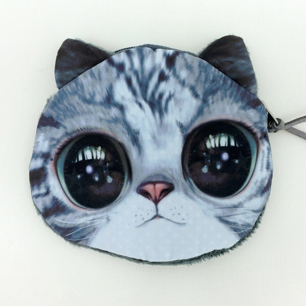 Crazy Cat Lover Coin Purse Collection - Limited Time Buy One Get Two Free! - One Cool Gift  - 5