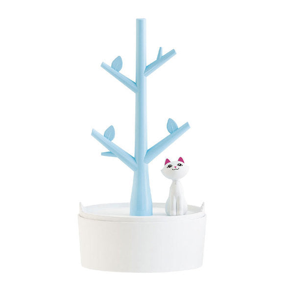 Guardian Cat Jewelry Hanger & Storage