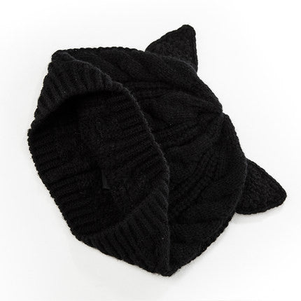 Cat From Venus Wool Beanie