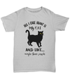 All I Care About is My Cat Tee