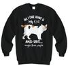 All I Care About is My Cat Sweater