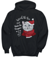 Blame The Doggies Christmas Tee & Sweatshirt & Hoodie