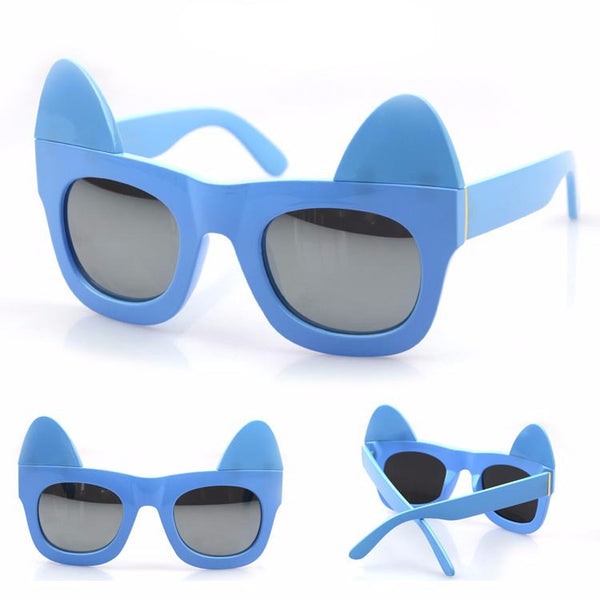 My Crazy Cat Removable Ears Sunglasses