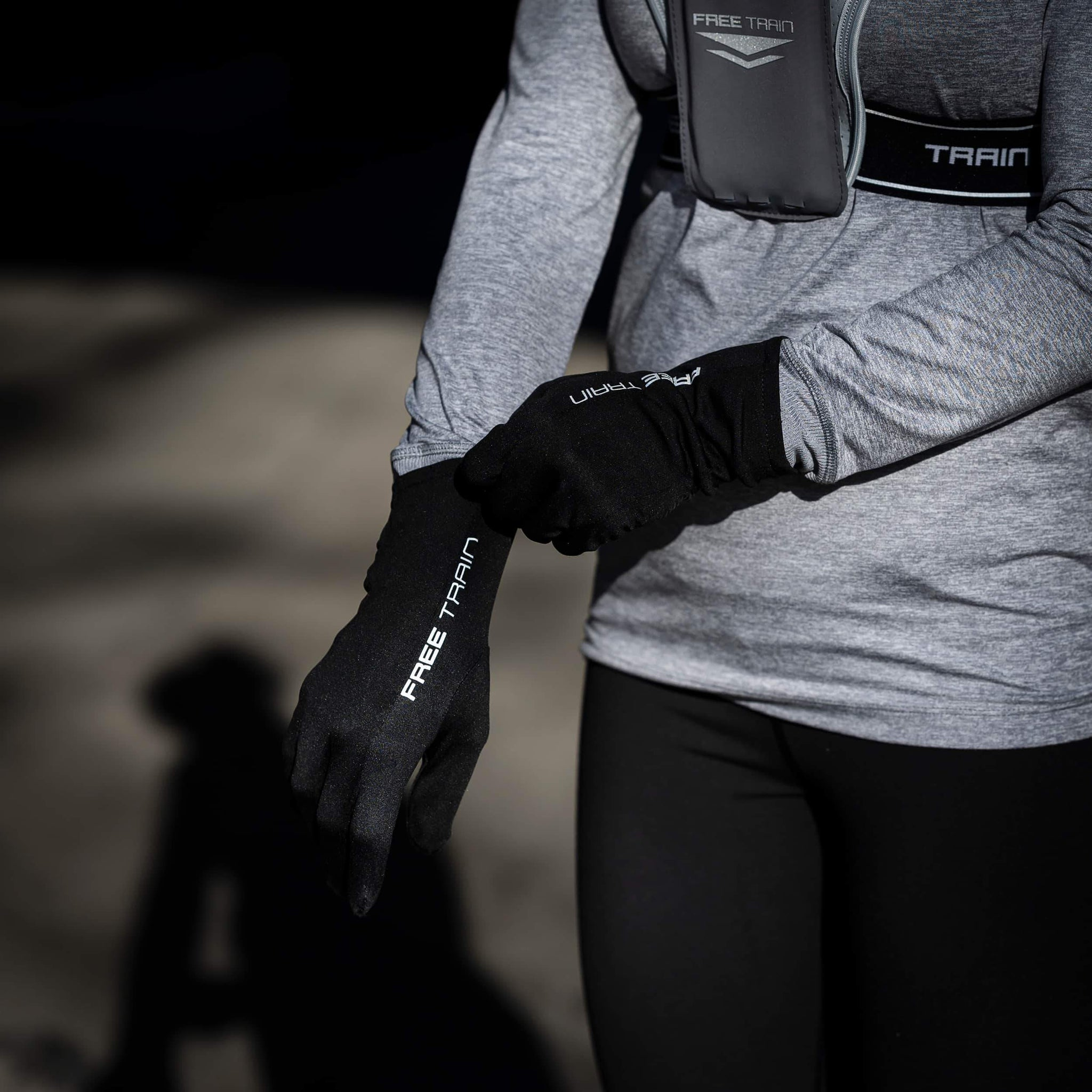 Freetrain G1 Water Resistant Gloves