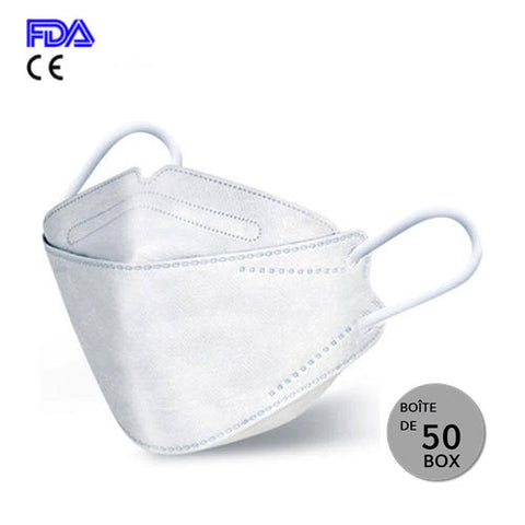KN95 respiratory protection mask - Pack of 50