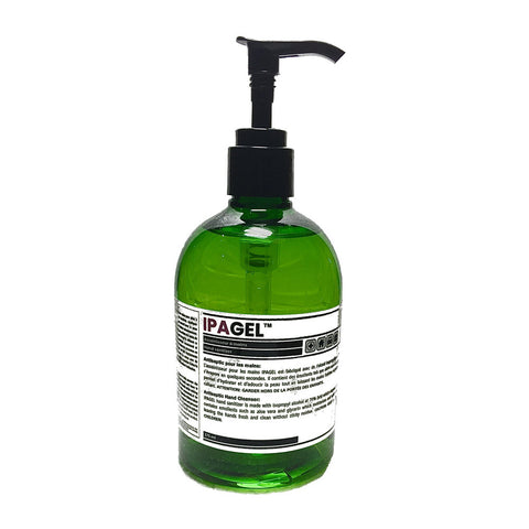 Antibacterial hand gel - 70% alcohol with aloe vera - 370ml