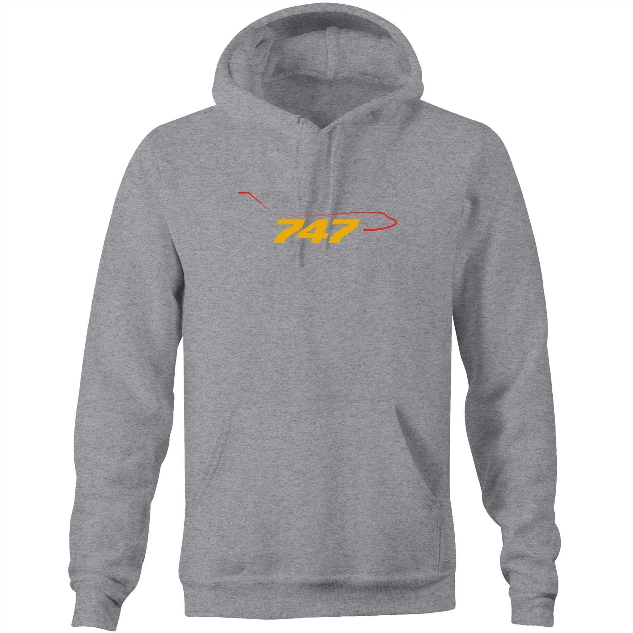 The 747 -  Hoodie - Just Print Co