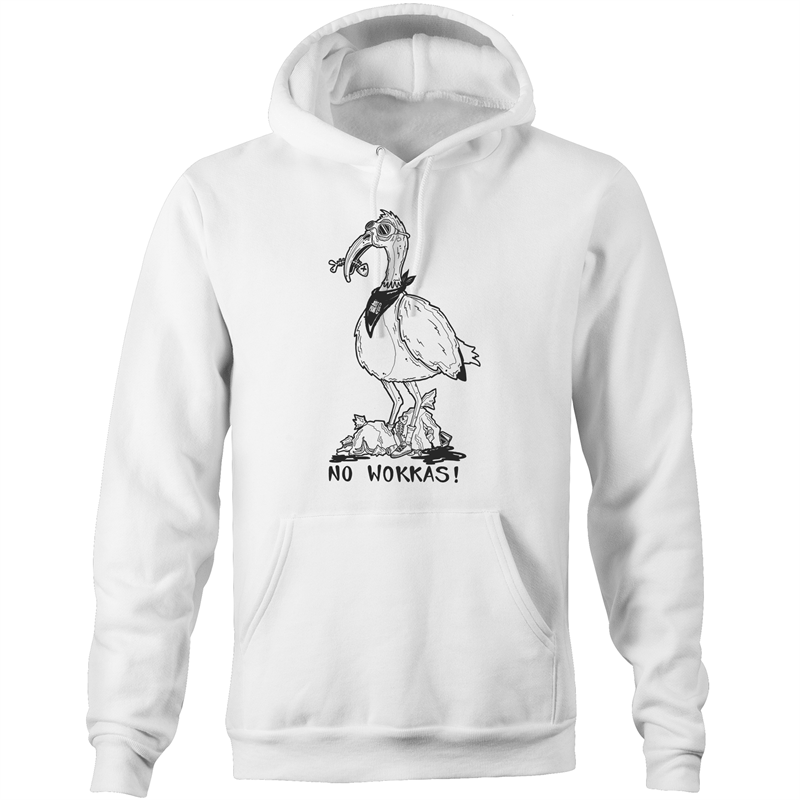 The Bin Chook - Hoodie - Just Print Co