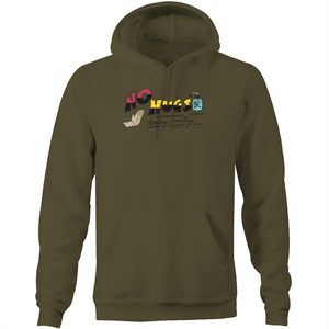 The No Hugs - Hoodie - Just Print Co