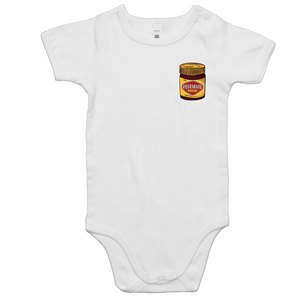 The Vegemate - Baby Onesie - Just Print Co
