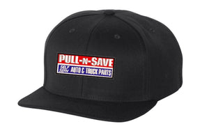 FlexFit Pull-N-Save Flat Bill Hat