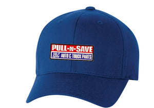 Flexfit Pull-N-Save Curved Brim Hat