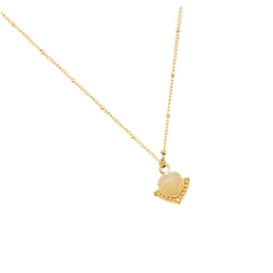 Ketting Rosa Marble