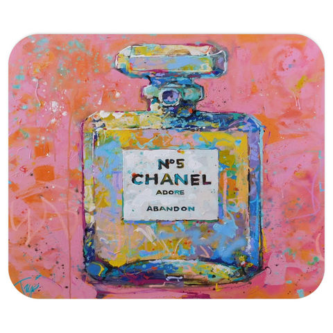 Laura Park Chanel No. 5 Mouse Pad