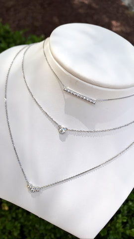 Best Selling 14k and Diamond Necklaces