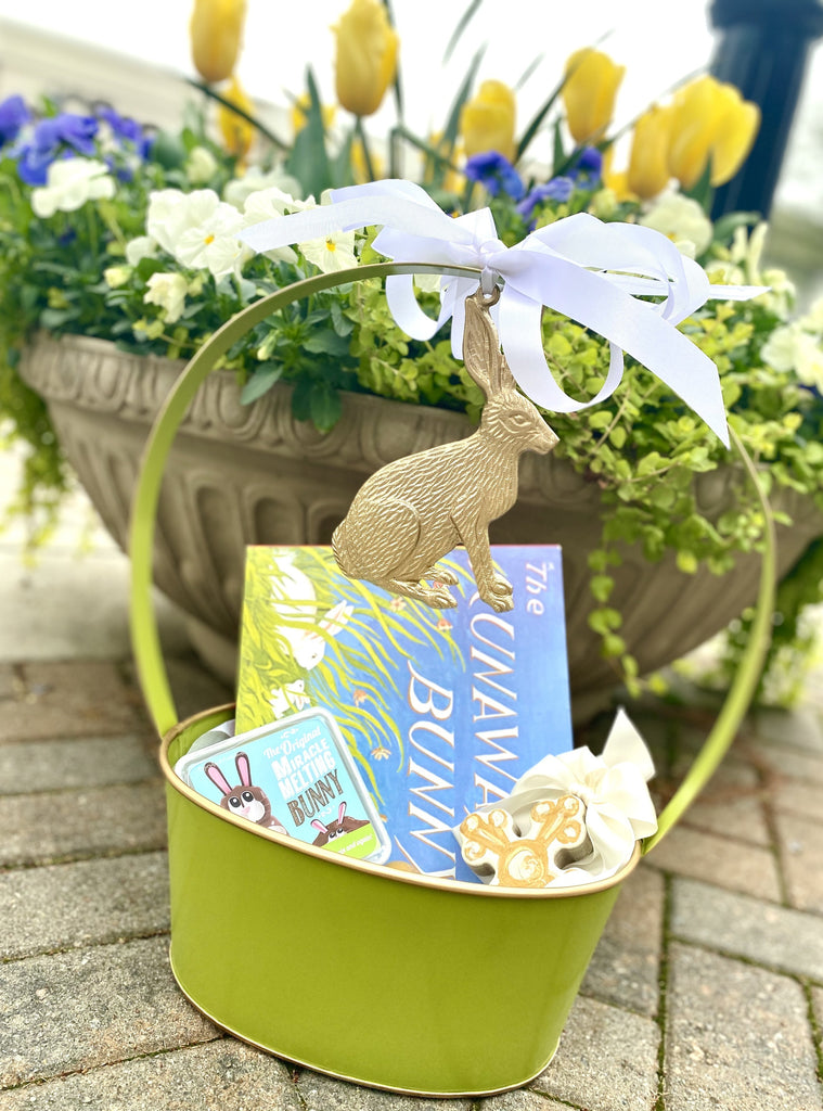 Colorful Easter Baskets - Charlotte's Inc