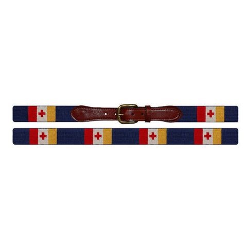 Kappa Alpha Order Needlepoint Belt