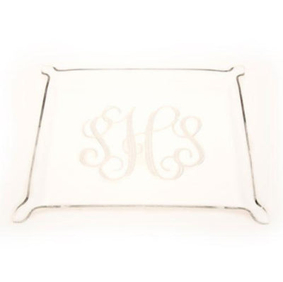Personalized Acrylic Tray - Charlotte's Inc