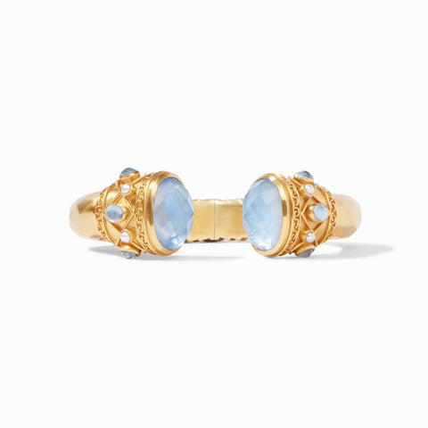Julie Vos Savannah Hinged Cuff - Charlotte's Inc