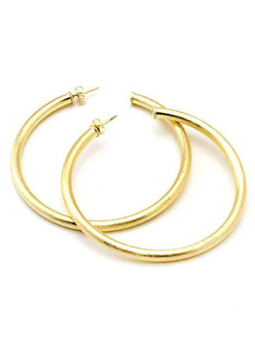 Sheila Fajl Everyones Favorite Hoop Earrings